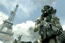 "Call of Duty MW3 ""Redemption"""