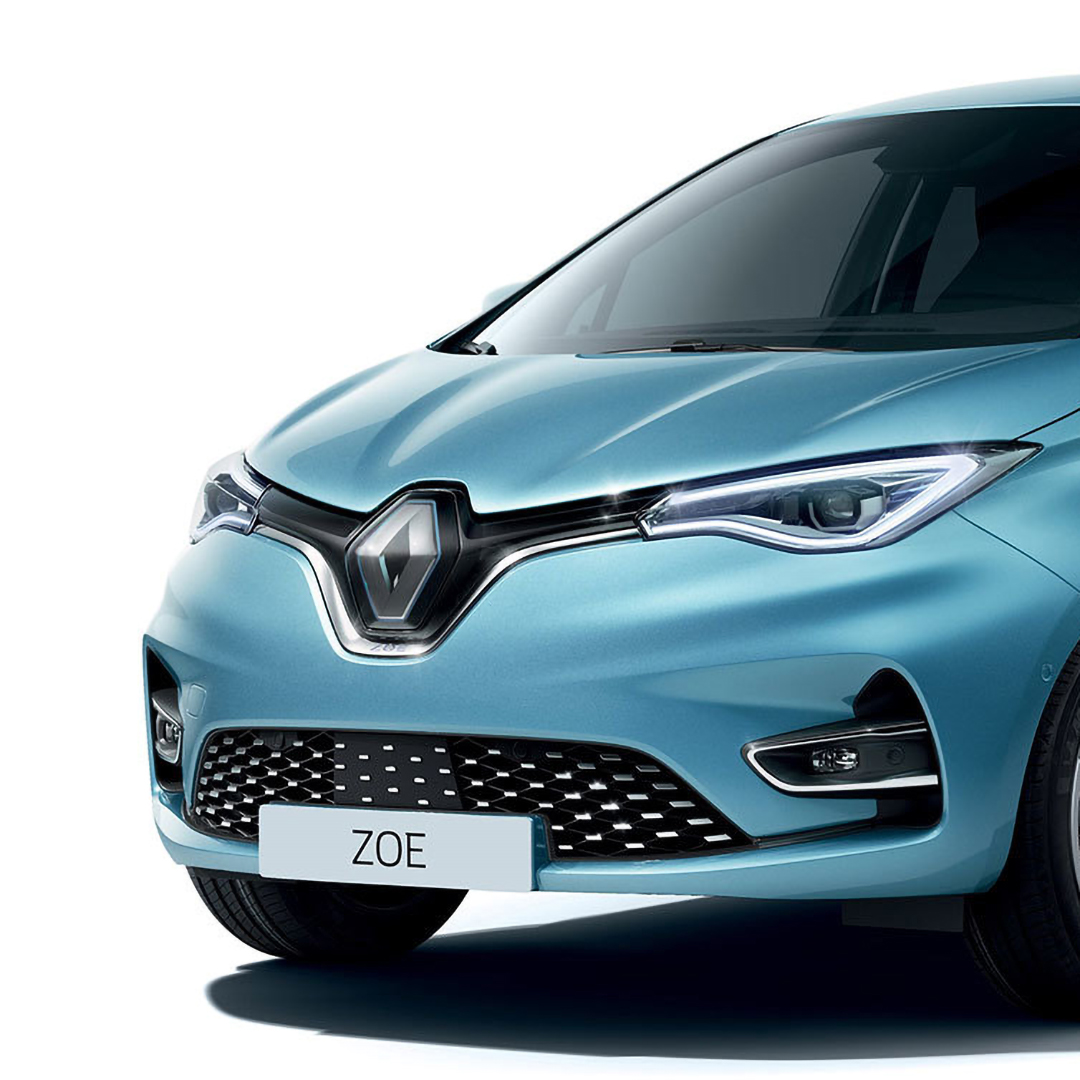 Renault ZOE Reveal